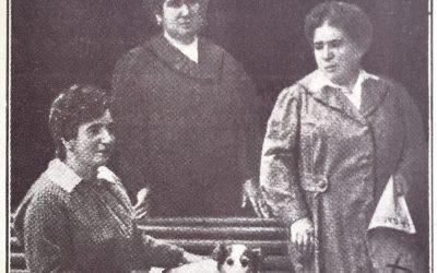 Homenaje al Amparo – Una exposición en la sala ONdare