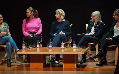 Las mujeres necesitan visibilizar su trabajo